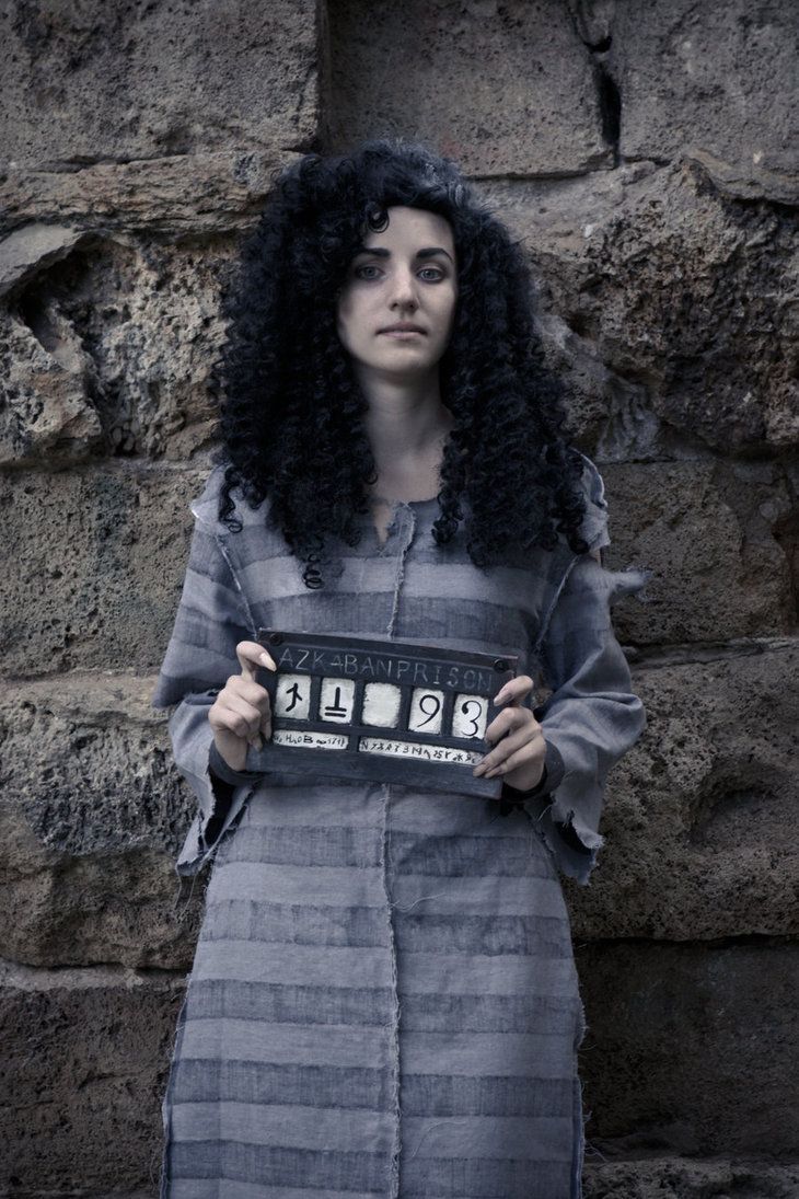 Azkaban Prison - Bellatrix Lestrange Cosplay | {Costumes ...