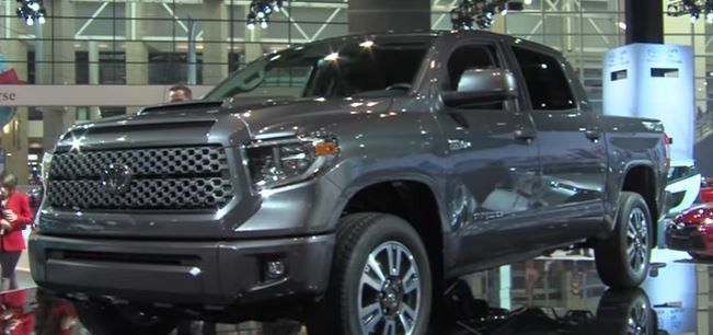 Cool Toyota Tundra 2017: Nice Toyota Tundra 2017: 2018 Toyota Tundra TRD Sport Review: First Impressions.... Check more at http://24auto.tk/toyota/toyota-tundra-2017-nice-toyota-tundra-2017-2018-toyota-tundra-trd-sport-review-first-impressions/