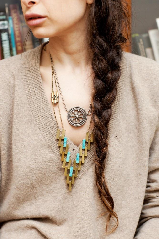 Pamela Love Jewelry - NYC Design Studios