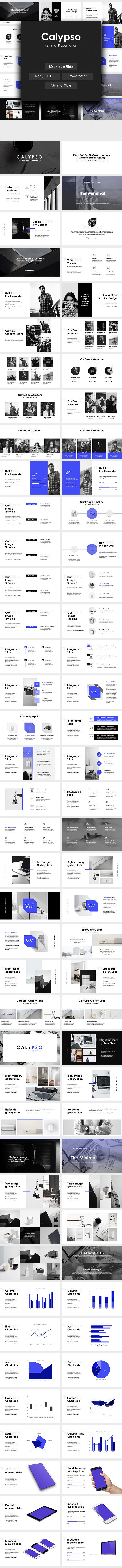 Calypso Minimal Powerpoint Template. Download here: https://graphicriver.net/item/calypso-minimal-powerpoint-template/17464089?ref=ksioks