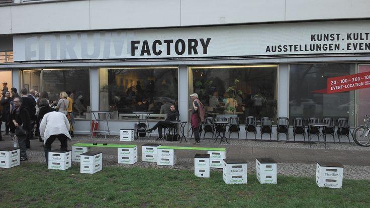 Kunstausstellung in der Eventlgalerie Forum-Factory