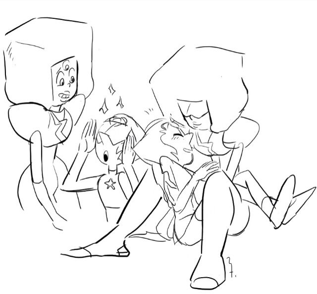 Pearlnet, I could see this as a friend thing, very good friends or sisters lol