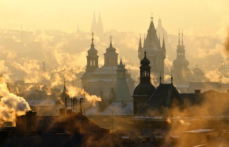 Photograph Prague in color by Martin Froyda on 500px