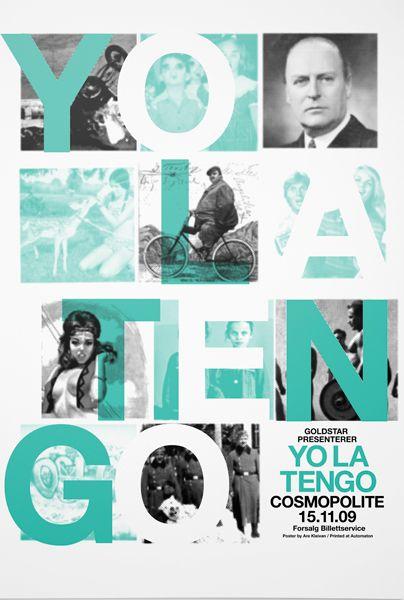 Yo La Tengo by Are Kleivan