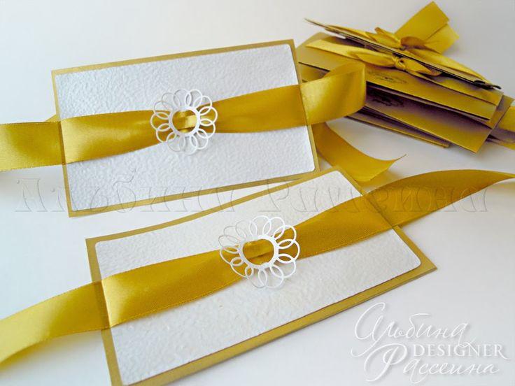 """♥ Приглашения на свадьбу. Стильная свадьба. Сайт дизайнера.: Пригласительные на свадьбу """"Венецианский блеск"""" - 10."""
