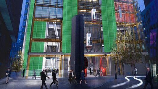Une start-up mise sur les algues pour chauffer des gratte-ciel | FEDRE