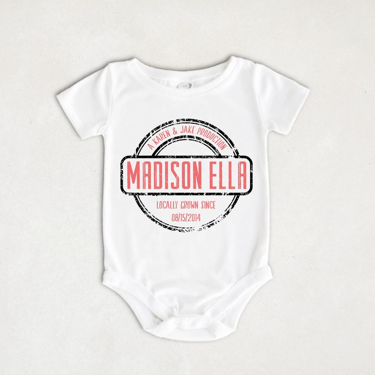 38 best j for judy images on pinterest letter j initials and personalized baby romper custom names and date baby romper onepiece snap shirt trendy baby negle Images