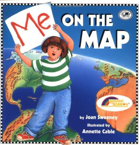 Me on the Map (Dragonfly Books) by Joan Sweeney