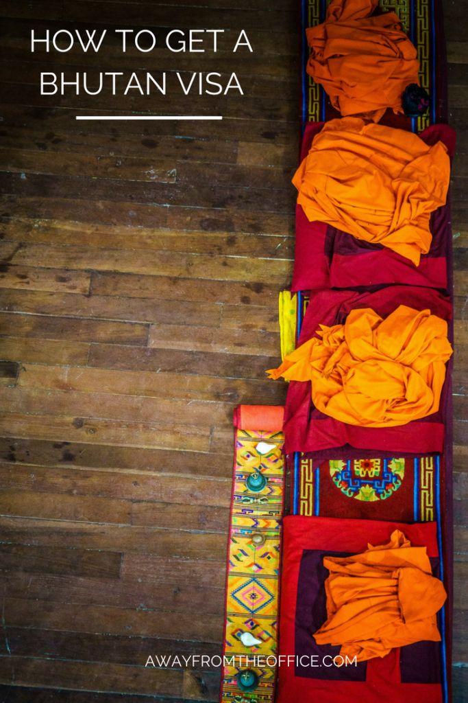 How to Get a Bhutan Visa