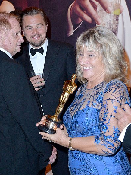 Proud Mama! Leonardo DiCaprio's Mom Irmelin Beams While Holding His Best Actor Oscar http://www.people.com/people/package/article/0,,20985752_20990689,00.html