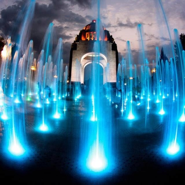 Monumento a la revolución México DF