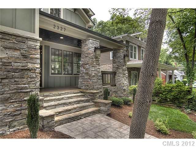 1000 images about module 2 history of style for Craftsman home builders charlotte nc