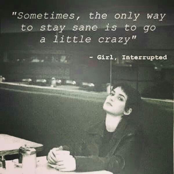 Girl, interrupted | quotes | Pinterest | Quotes, Girl interrupted