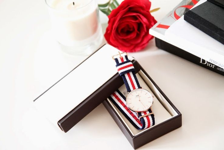 Patchwork à Porter Fashion Blog: Daniel Wellington watch + promo code