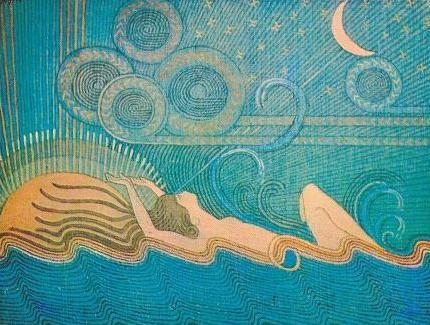 """Ilman Impi"" by Joseph Alanen (1885-1920)"