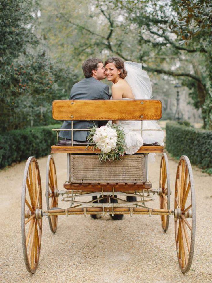 7 tipos de transporte para a chegada da noiva ser perfeita