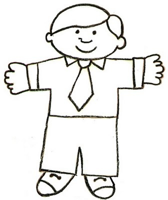 free printable flat stanley template - 27 best images about art class flat stanley on pinterest