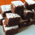 Brownies All'avocado, ricetta senza burro!