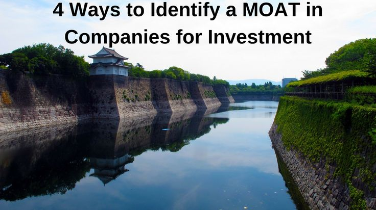 Do you know how to pick companies with an economic advantage that will beat the market for the long run? it's called the MOAT investment strategy