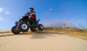 Groupon - $ 131 for $238 Worth of Off-Road Vehicle Rental — Adventure Outdoors Inc in Adventure Outdoors. Groupon deal price: $131