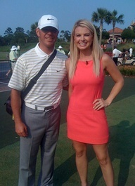 Winning! Win McMurry of The Golf Channel