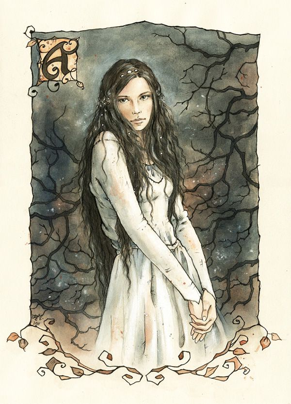 Arwen by ~liga-marta on deviantART