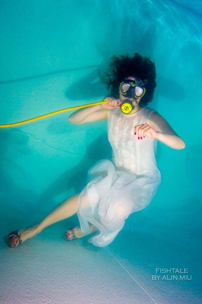 #underwaterphotography photo by Alin Miu