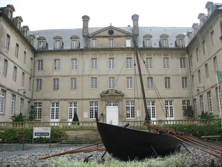 Musee de la Tapisserie de Bayeux - Bayeux, Normandy, France