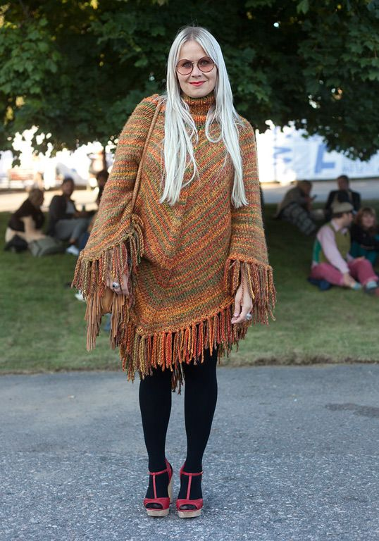 Paola Suhonen on Hel-looks.com Who says designers don't dress up? #streetstyle #style #fashion #designer #finnish