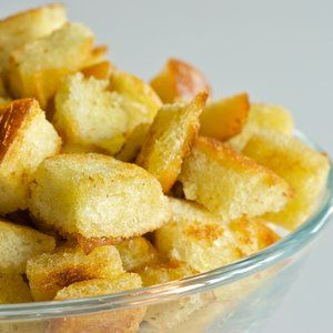 Buttery Homemade Croutons (1) From: Food Channel, please visit