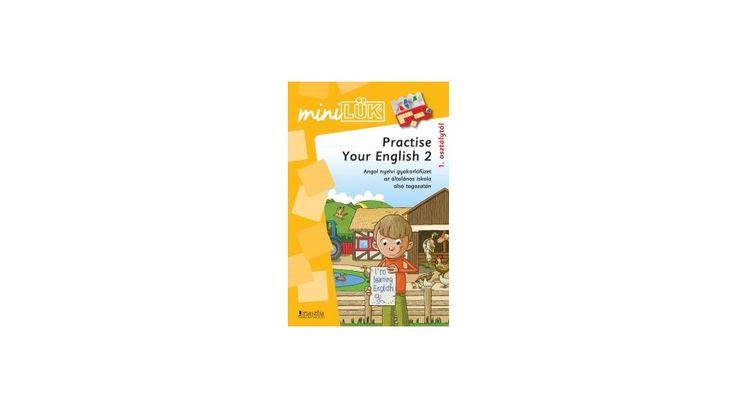Practise your English 2 - Játékok - Okosodjál webáruház