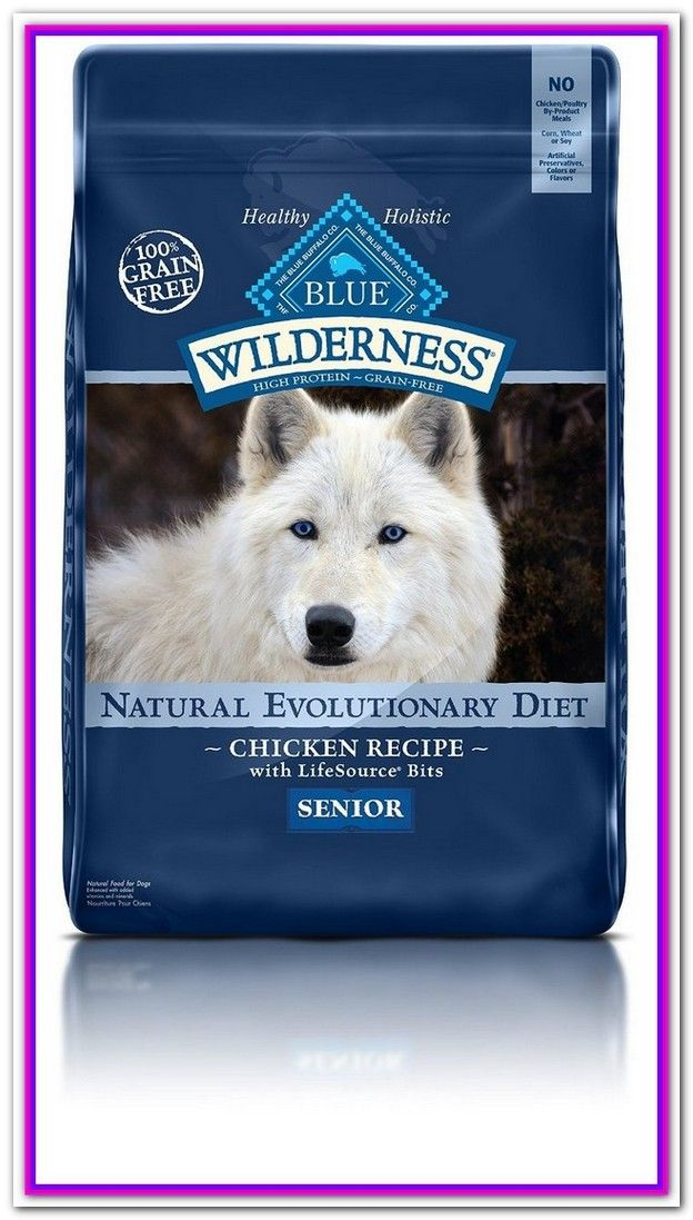 Best Grain Free Dry Dog Food For Senior Dogs Op 5 Senior Dog