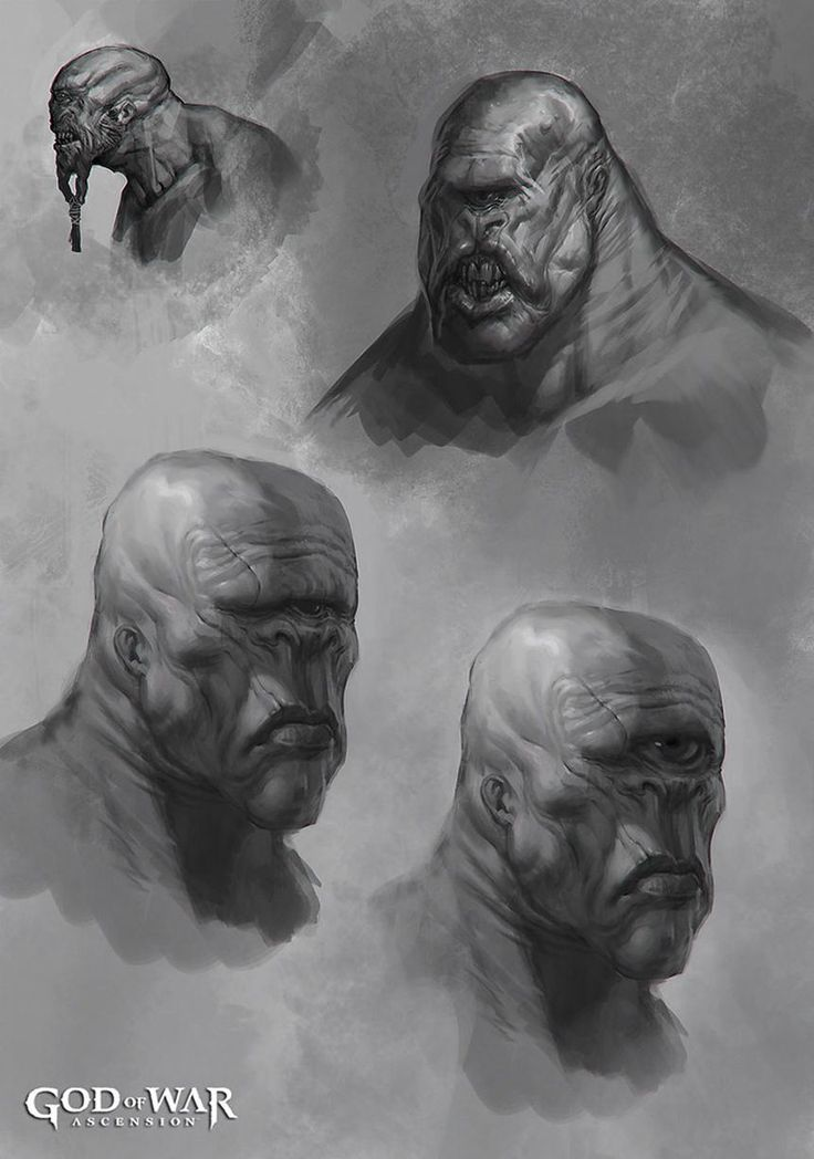 God of War Ascension Pictures Characters Concept Artwork 87