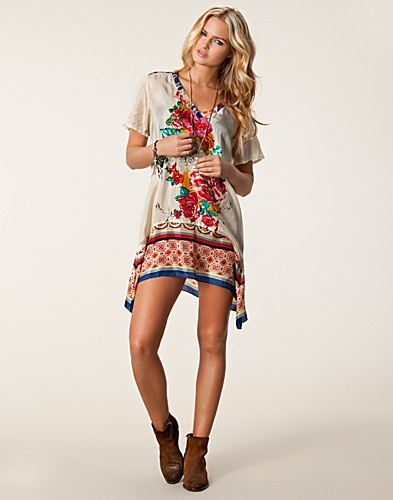 Nova Tunic - Johnny Was - Patterned - Dresses - Clothing - NELLY.COM