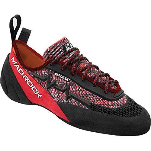 (マッドロック) Mad Rock メンズ クライミング シューズ・靴 Pulse Negative Climbing Shoe 並行輸入品  新品【取り寄せ商品のため、お届けまでに2週間前後かかります。】 カラー:Red/Black 商品詳細:Upper Material:synthetic mesh