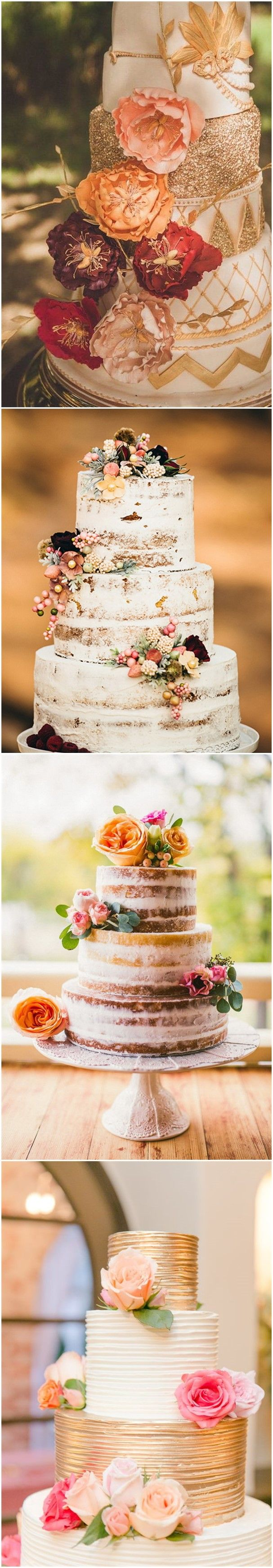 Best Wedding Cakes With Cupcakes Ideas On Pinterest