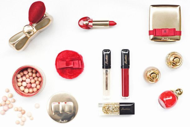 Idée Tenue Day to night : Make-up: onto my wardrobe blogger nail polish holiday gift girly wishlist classy wishlist red