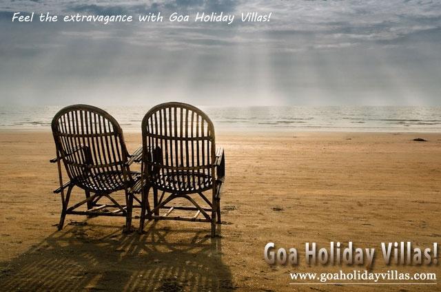 Enjoy exotic holidays amidst pristine ambiance in Goa!