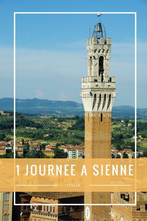 Programme pour découvrir les incontournables de Sienne en une journée
