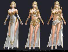 Aphrodite, Donfoo . on ArtStation at https://www.artstation.com/artwork/3ew1A