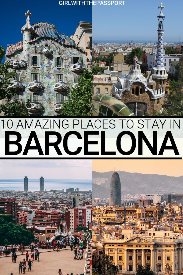 Where To Stay In Barcelona 10 Cool Places To Stay In Barcelona
