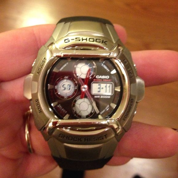 G shock watch Like new G shock Accessories Watches