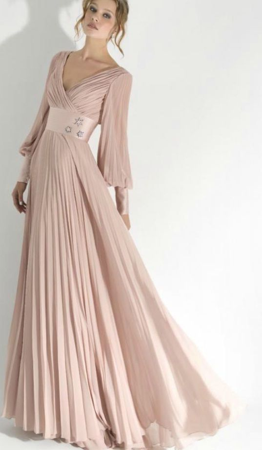 11 best images about Vestidos on Pinterest | Chiffon, Bride and Mothers