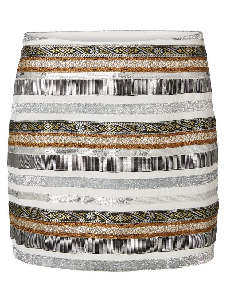 Sequined skirt from VERO MODA. Great for your next party look.