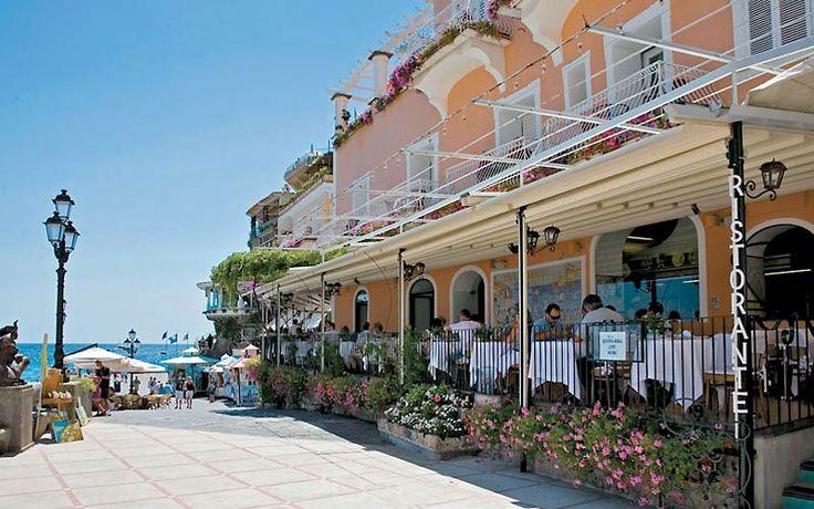 Covo dei Saraceni Positano - dream wedding location, but maybe honeymoon?