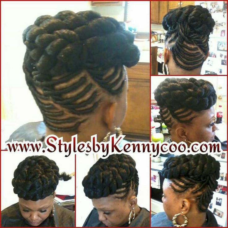 Twisted Updo Hair Crush Pinterest Updo Hair Style And Natural