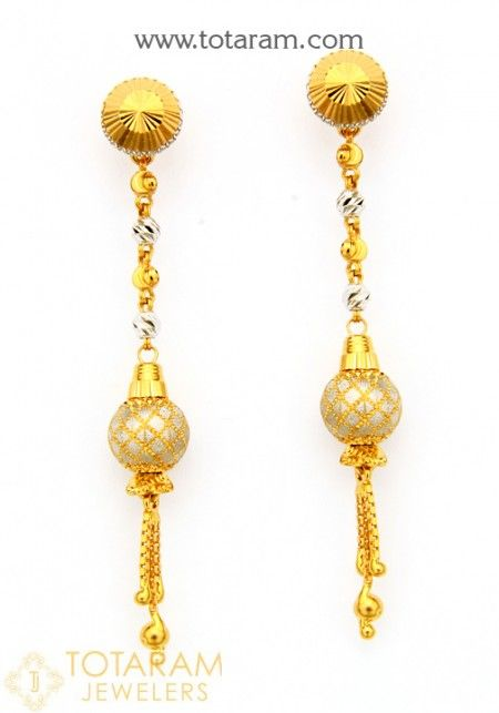 Hair & Head Jewelry Disciplined Indian Bollywood Gold Plated Pearl Fashion Jhumki Earring Partywear Women Jewelr