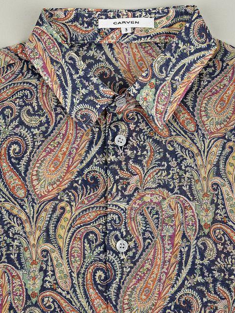 Paisley shirt. A Hand in God's Till: http://www.ahandingodstill.co.uk