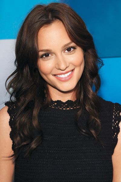 Leighton Meester. Don't really know her but what a beaut!