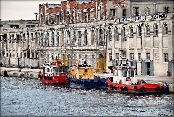 GREECE CHANNEL | Thessaloniki Port